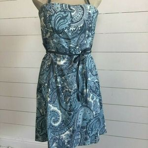 Old Navy Women's Stretch Strapless Dress Paisley